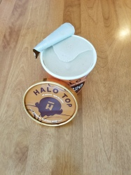 Halo Top opened